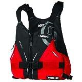 Yak Kallista Legacy Buoyancy Aid in Black/Red 2351 Size– – Small/Medium