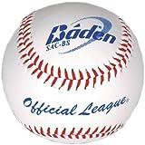 "Baden Pack de 3 balles de baseball SAC-B 9"""