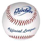 Baden Pack de 3 balles de baseball SA...