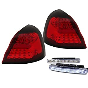 2004 2008 pontiac grand prix led tail lights. Black Bedroom Furniture Sets. Home Design Ideas