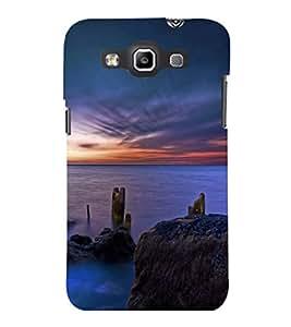 printtech Scenic Ocean Sunset Back Case Cover for Samsung Galaxy Quattro i8552::Samsung Galaxy Quattro Win i8552