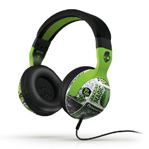 Click to buy Skullcandy DB Hesh 2.0 Headphones, Lurker Toxic Flyer, One-Size - From only $200.54