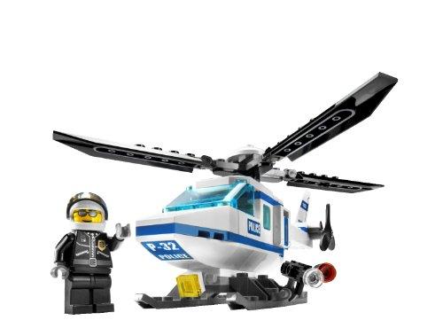 Elicottero Lego City Polizia : Lego city elicottero della polizia