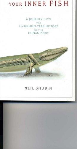 Your inner fish used books from thrift books for Neil shubin your inner fish