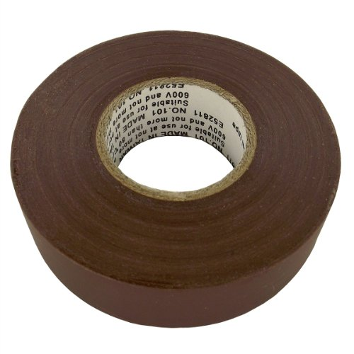 Electrical Tape 3/4 X 60Ft Brown