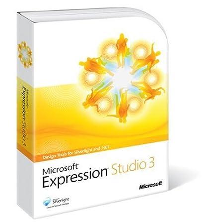 Microsoft Expression Studio 3.0 Upgrade [Old Version]
