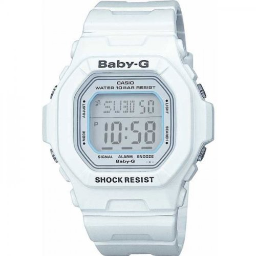 Baby-G White Digital Ladies Watch – BG-5600WH-7ER