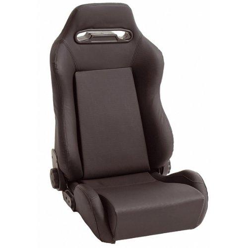 Rugged Ridge 13405.15 Black Denim Sport Seat front-654174
