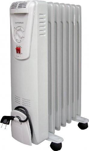 Optimus H-6010 Portable Oil Filled Radiator Heater