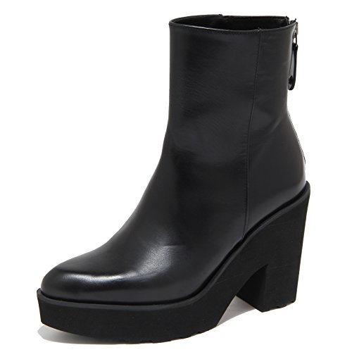 4161N tronchetto PALOMITAS stivaletto donna boots women nero [37]