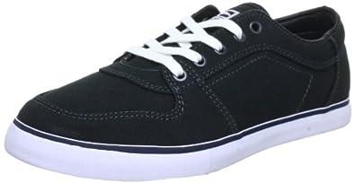 Globe Banshee GBBANSHEE, Unisex-Erwachsene Sneaker, Schwarz (vintage black 10369), EU 39 (UK 6) (US 7)