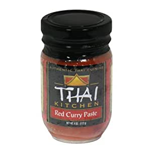 Amazoncom  Thai Kitchen Curry Red Paste 4 Oz (pack Of 12. Countertop Ideas For Kitchen. What Color To Paint Small Kitchen. Colors For Kitchen Walls. How To Install Vinyl Flooring In Kitchen