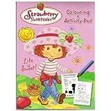 Alligator Books Strawberry Shortcake Activity Padby Alligator Books