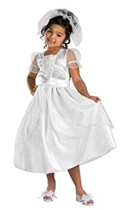 Barbie Blushing Bride 3T-4T Costume
