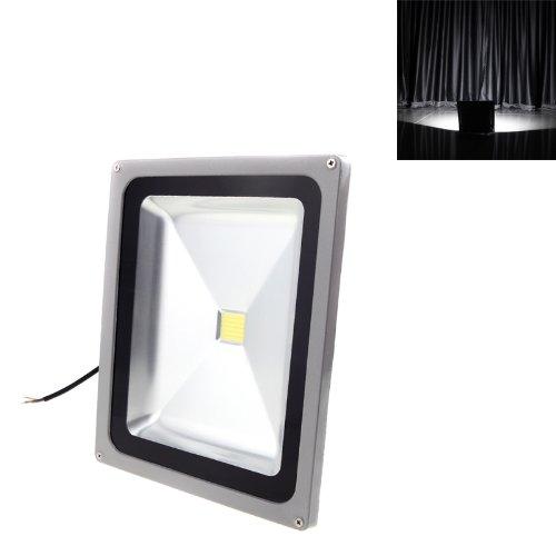 Andoer 50W 110-250V Led Spot Light Ip65 Waterproof Outdoor Flood Light Lamp White