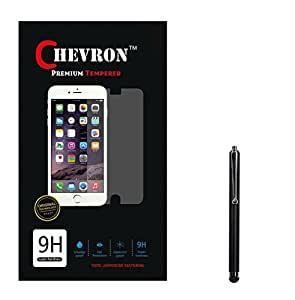 Chevron 0.3mm Tempered Glass Screen Guard Protector For Asus ZenFone 6 With Stylus