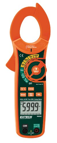 Extech MA640-K Phase Rotation/Clamp Meter Test Kit
