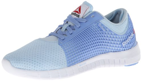 Reebok Women's Reebok ZQuick Running Shoe,Dreamy Blue/Galaxy/White,10.5 M US