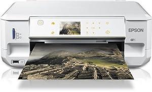 Epson Expression Premium XP-615 Imprimante Jet d'encre multifonction 3en1 couleur Wifi Direct Recto Verso automatique et Ecran LCD 6,4 cm