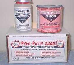 Pyro Putty 2400 High Temp Metal Sealer