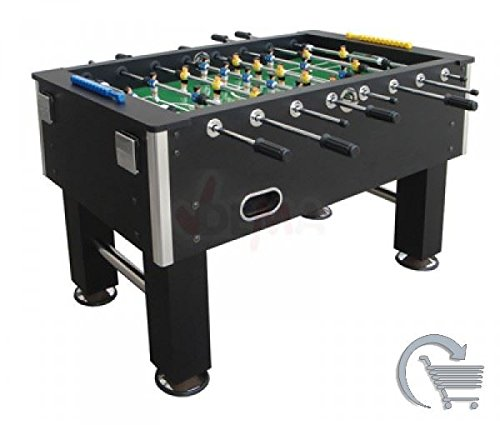 Tischfussball Silver Star 118 x 68 cm Spielfeldmaße günstig kaufen