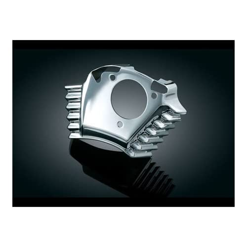 Kuryakyn 8657 Screaminâ??Eagle Stage One Air Cleaner Throttle Servo Motor Cover For Harley Davidson Touring Models