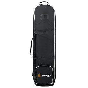 Driftsun Rolling Golf Travel Bag / Full Size / Soft / Padded Golf Bag
