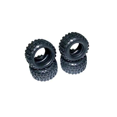 Redcat Racing Truck Tires Knobby for Sumo RC (Quantity 4)