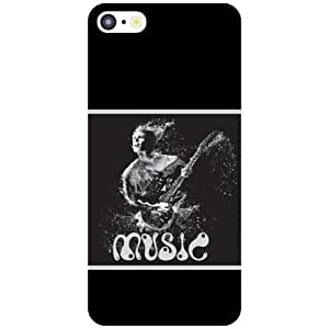 Apple iPhone 5C Back Cover - Music Designer Cases