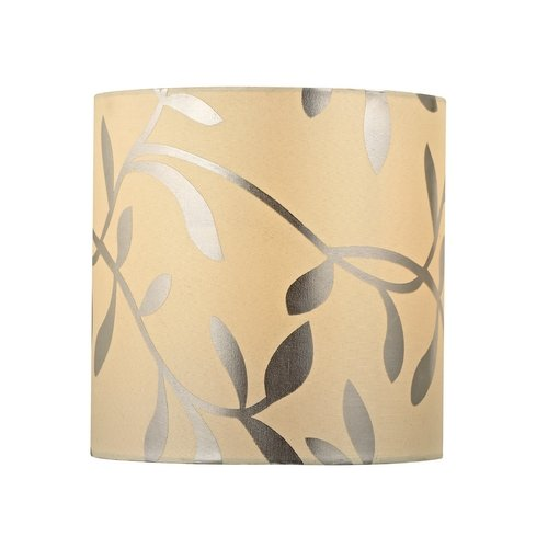 Lamp Shades on Dark Leaf Silhouette Uno Drum Lamp Shade From Destination Lighting