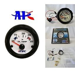 APC 107164 Speed-Glo Oil Temperature Gauge