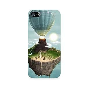 TAZindia Designer Printed Hard Back Case Mobile Cover For Apple Iphone 5 5s