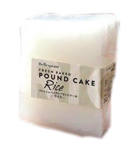 フレッシュBパウンドケーキ ライス