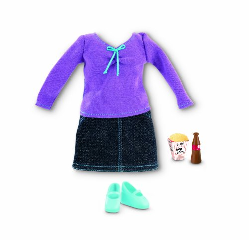 Mattel Dora Links Cine Movie Night Accessory - 1