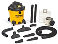 Shop-Vac 9633400 6.5-Peak HP Ultra Pro Series 12-Gallon Wet or Dry Vacuum with Detachable Blower by Shop-Vac