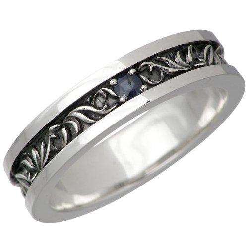 HEART OF CONCEPT ハートオブコンセプト 誕生石 デザイン シルバー リング ブラック 指輪 7~22号 HCR-213BK