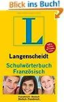 Langenscheidt Schulw�rterbuch Franz�s...