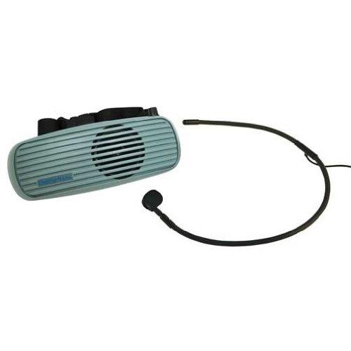 Chattervox 100 Voice Speech Amplifier With Collar Microphone