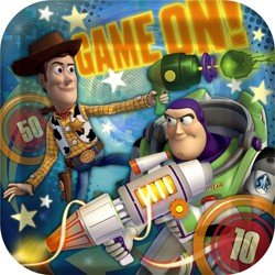 Toy Story Game Time Dinner Plates