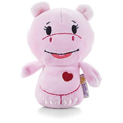 Hallmark Itty Bitty's Limited Edition Valentines Hug-lovin' Hippo