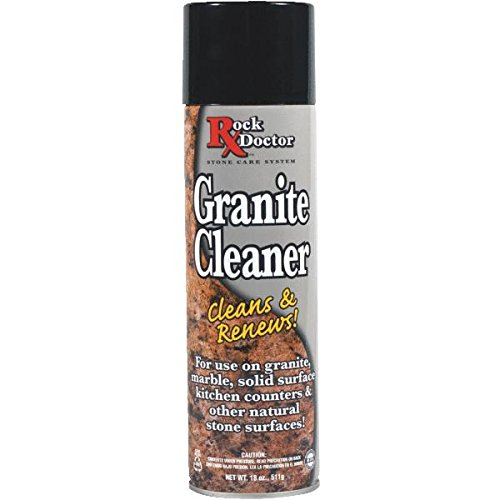 Rock Doctor Granite Cleaner, 18 Ounce