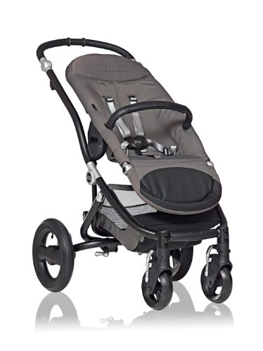 Britax Affinity Base Stroller, Black back-1073770