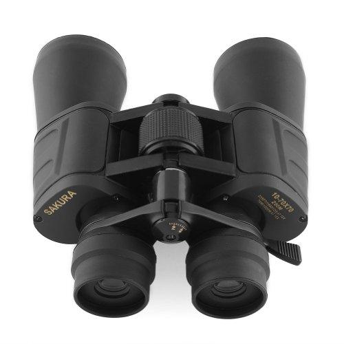 Kingmas Professional 10-70X70 Zoom Binoculars Outdoor Hunting Camping Telescope