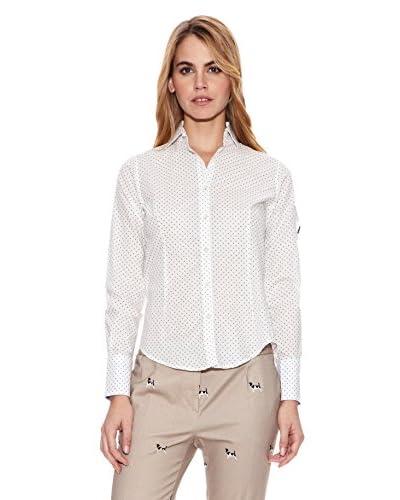 Vilagallo Camicia Pocket Coordinado [Bianco]