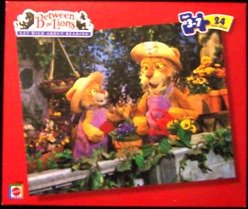 Between the Lions 24 Piece Puzzle