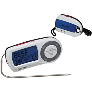 Taylor Wireless Therm. Timer by Taylor - 1479-21
