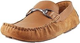 GENX Mens Loafers Moccasins Loafers B01L7ATSKE