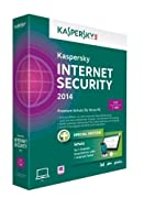 Kaspersky Internet Security 2014 - 1 PC & Android Security
