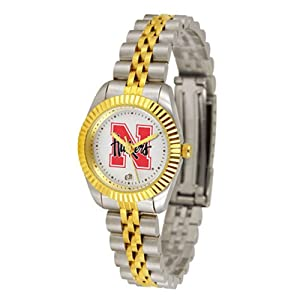 Nebraska Cornhuskers NCAA Executive Ladies Watch by SunTime