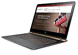 HP Spectre 13-v123TU 13.3-inch Laptop (Core i5-7200U/8GB/256GB/Windows 10 Pro/Integrated Graphics), Dark Ash Silver